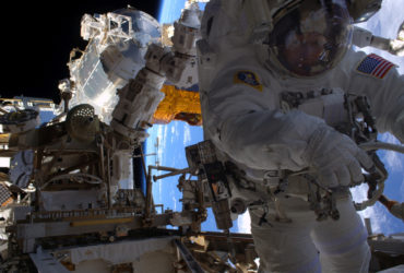 Astronaut Peggy Whitson's 7th Spacewalk!